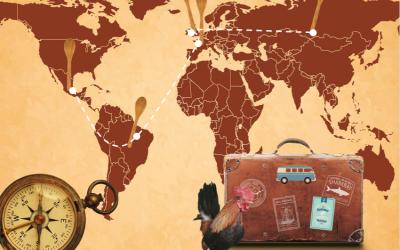 Hühnchen-Rezepte rund um den Globus