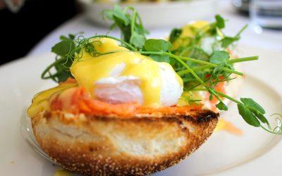 Eier pochieren leichtgemacht