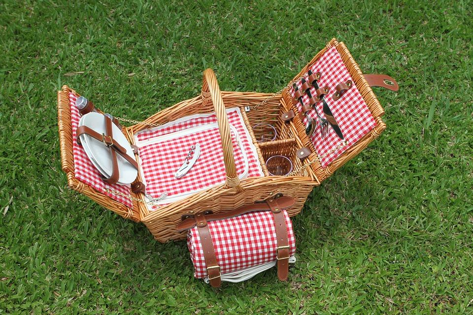 Leckere Picknick-Ideen mit haehnlein