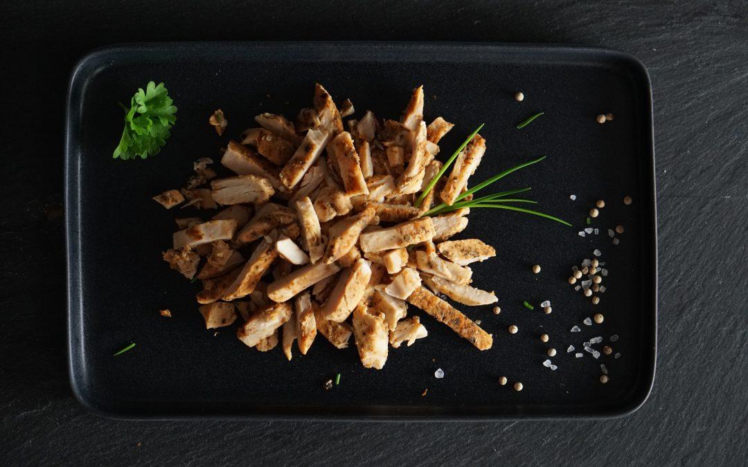haehnlein präsentiert erste Pulled Chicken Filetstreifen