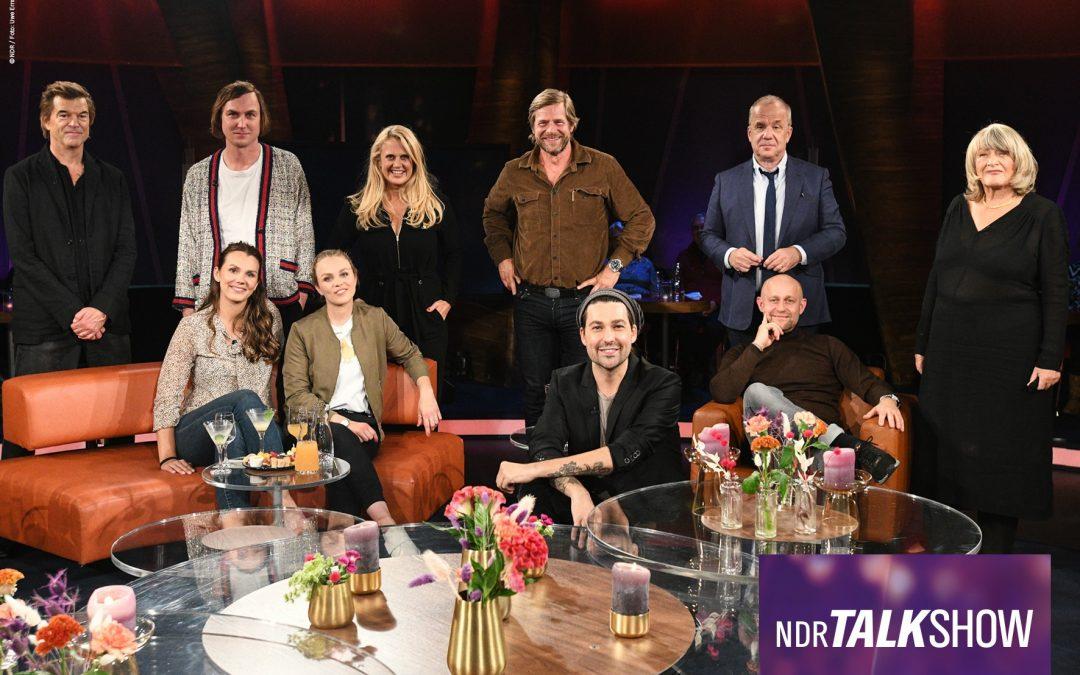 haehnlein zu Gast in der NDR-Talkshow